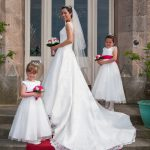 Inverness Wedding Photographer - Bride and Bridesmaids